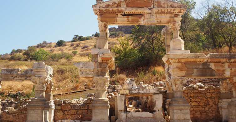 Ephesus: Customised Day Tour from Kusadası or Selçuk