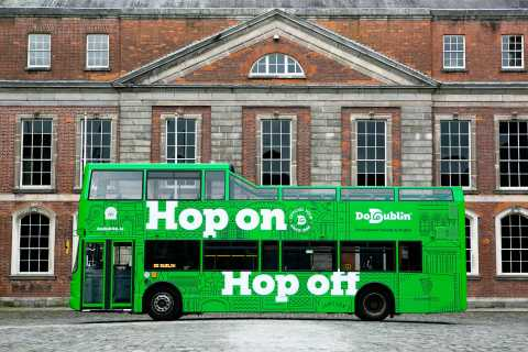 DoDublin Hop-on Hop-off Bus Tour