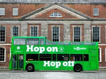 DoDublin Hop-On/Hop-Off-Bustour