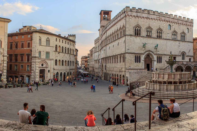 Perugia: Privater, geführter Rundgang durch die Stadt