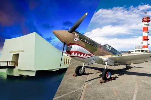 Excursión en grupo pequeño del USS Arizona Memorial and Aviation Museum