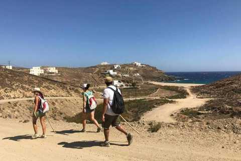 Mykonos: avventura di trekking
