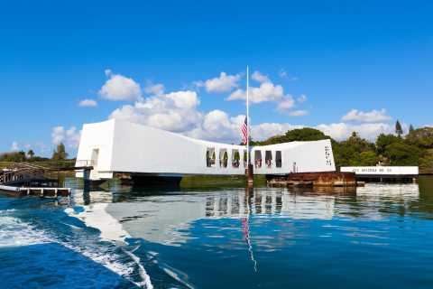 Hawái: tour de grupo reducido del USS Arizona y Pearl Harbor