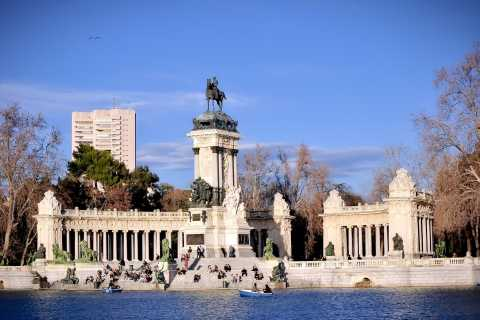 Madrid: 1.5-Hour Retiro Park Guided Walking Tour
