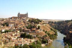 Toledo: Excursão de 1 Dia saindo de Madri