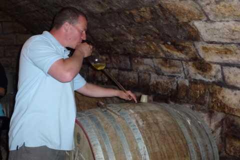 Meio-Dia-Etyek Wine Tour de Budapeste com refeições