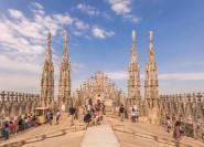 Mailand: Tour auf dem Dach des Doms