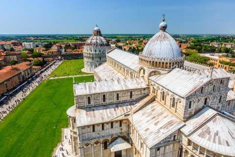Tour guiado catedral Pisa y entrada opcional torre inclinada