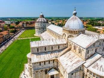 Pisa: Dom-Führung & optionales Ticket für den Schiefen Turm