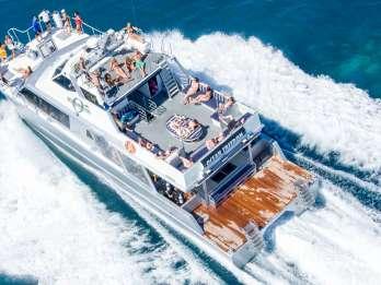 Great Barrier Riff 2 Stopps: Upolu Riff & Korallen Cay Riff