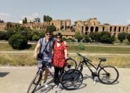 Rom: Fahrradtour durch das historische Stadtzentrum