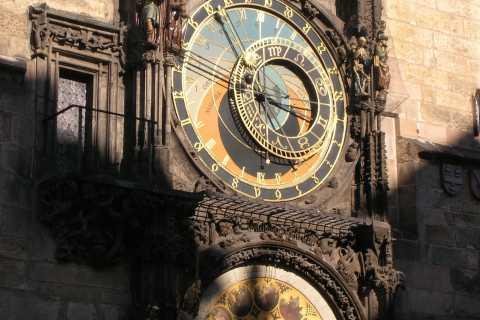 Prag: 3-timmars tur till Samla Stan och Pragborgen på tyska