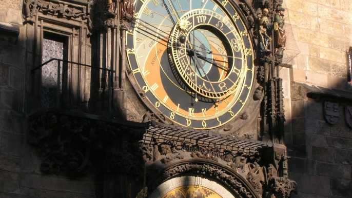 Praga: tour 3h casco antiguo y castillo de Praga en alemán