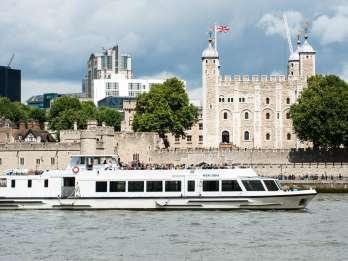 London: Schifffahrt von Westminster nach Greenwich