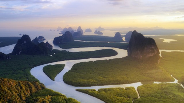 Phuket: Full-Day Private Speedboat Charter to Phang Nga Bay