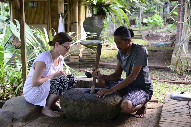 Sidemen: Traditioneller, ökologischer Kochkurs & Tour