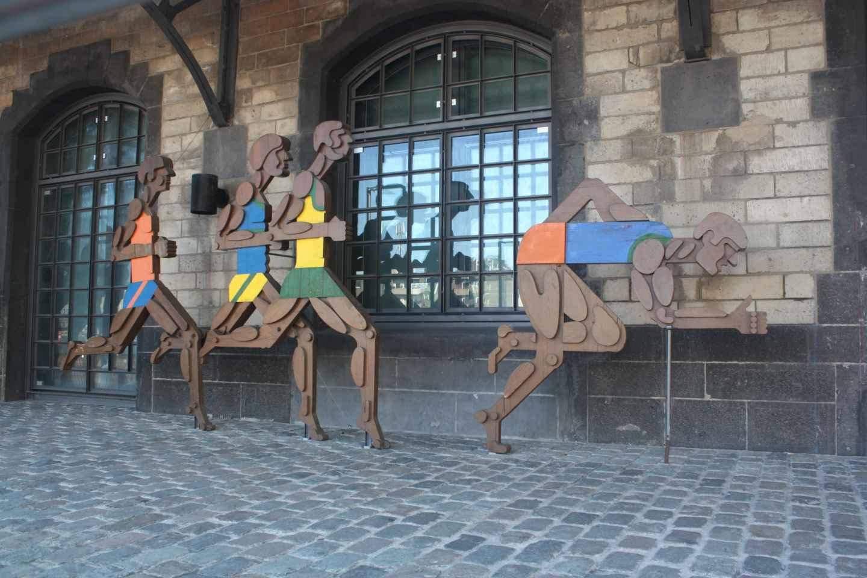 Köln: Rundgang am Rheinauhafen