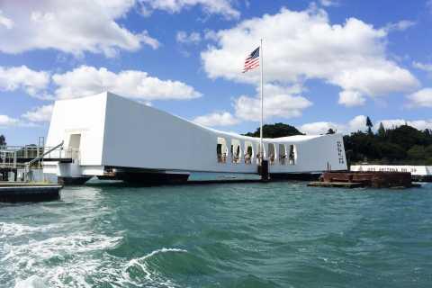Hawái: tour de USS Arizona Memorial y del acorazado Missouri