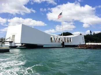 Hawaii: USS Arizona Memorial und Schlachtschiff Missouri