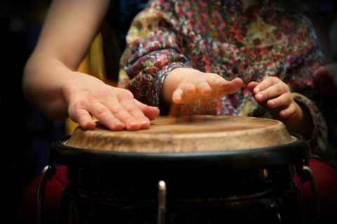San Juan: Afro Percussion Drum Workshop