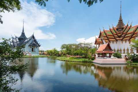 Mueang Boran: Eintrittskarte mit privater Transferoption