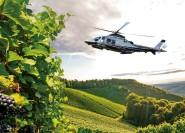 San Gimignano: Hubschrauber-Weintour