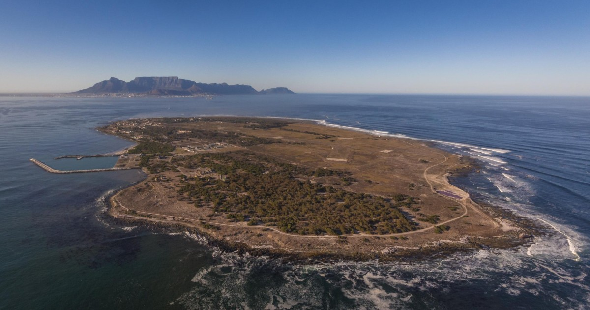 Robben Island By Air Scenic Helicopter Flight