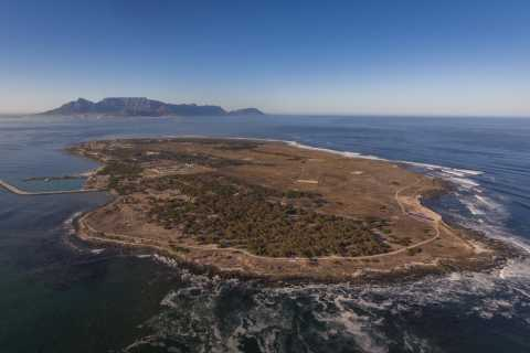 Robben Island Med Air Scenic Helicopter Flight