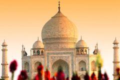 De Nova Delhi: Excursão Triângulo Dourado a Agra e Jaipur