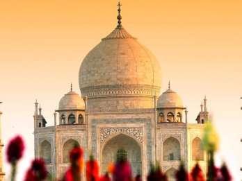 Ab Delhi: 2-tägige Goldenes-Dreieck-Tour nach Agra & Jaipur