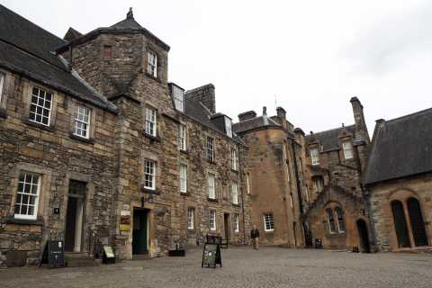 Rosslyn Chapel, Stirling Castle & Dunfermline Abbey Tour