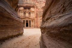 De Eilat: Petra Ancient City Tour e Buffet de Almoço
