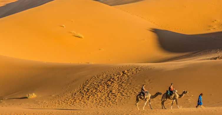 From Marrakesh: 3-Day Desert Adventure