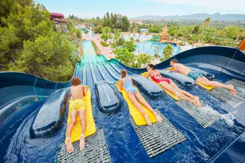 Caribe Aquatic Park Full-Day Tour From Barcelona