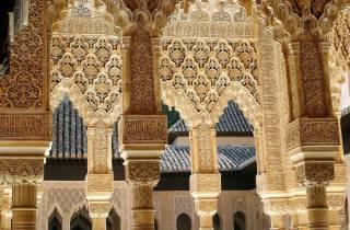 Alhambra & Nasriden-Paläste: Fast-Track-Führung