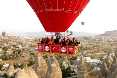 Cappadocia Tour: 2-daagse Discovery Tour vanuit Istanbul