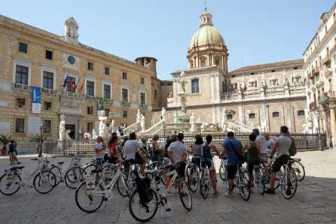 Palermo: Old Town Bike Tour