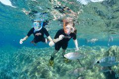 Cannes: Excursão de 4 horas de barco e mergulho com snorkel