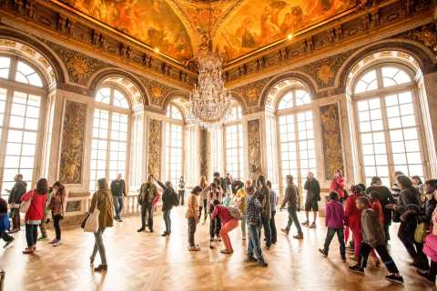Ultimate Versailles: Skip-the-Ticket-Line Guided Tour