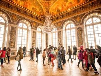 Versailles: Führung ohne Anstehen
