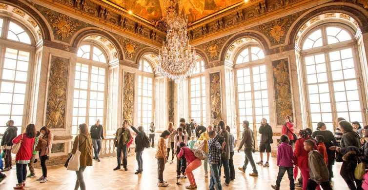 Ultiem Versailles: rondleiding zonder wachtrij