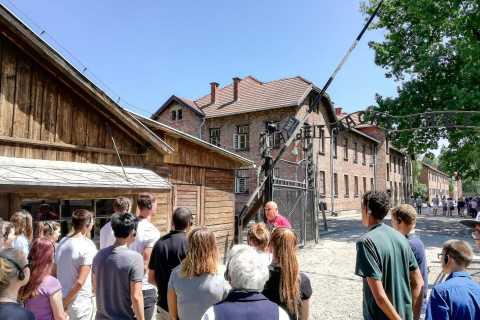 Ab Krakau: Führung durch Museum Auschwitz-Birkenau