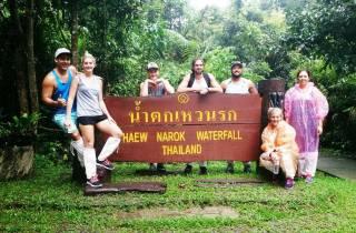 Ab Bangkok: Khao Yai Nationalpark und Thai-Kochkurs