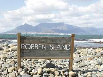 Robben Island: Fährticket und Tour mit einfacher Hotelabholung