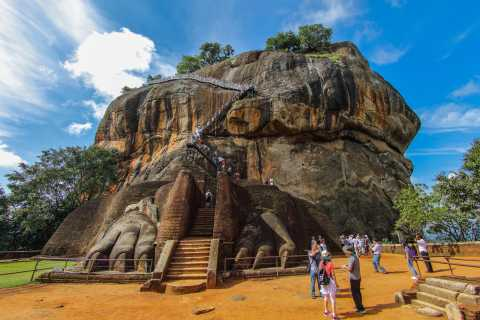 Sigiriya and Dambulla Day Trip from Colombo