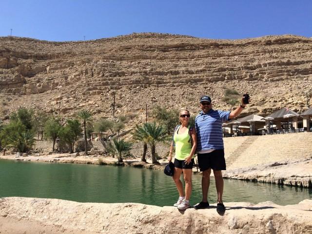 Oman: Wahiba en Wadi Bani Khamed privéreis