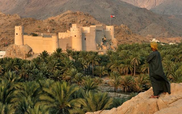 Van Muscat: Nakhal Fort Dagtrip