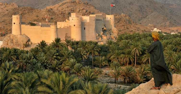 From Muscat: Nakhal Fort Day Trip