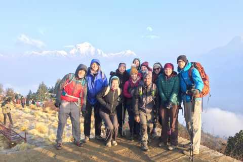 Pokhara: 4-Day Private Trek Tour