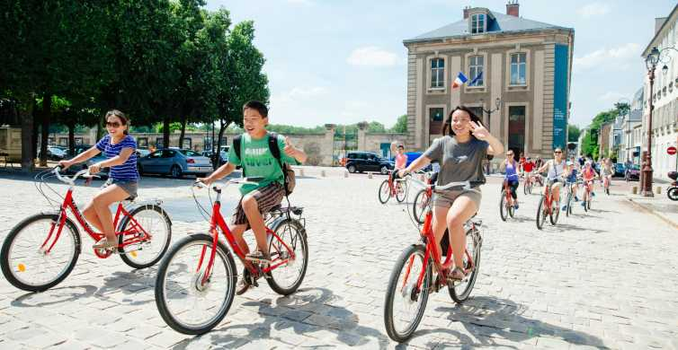 Versailles Full-Day Bike Tour + Skip-the-Line Chateau Access